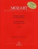 Concerto pour clarinette KV 622 – Version clarinette en Si bémol - laflutedepan.com