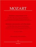 Sinfonia concertante in Es-Dur- Flöte, Oboe, Horn, Fagott Klavier laflutedepan.com