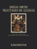 Tratado de Glosas Sobre Clausulas Y Otros Generos de Puntos en la Musica de Viol laflutedepan.com