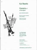 Concerto Clarinette n° 1 en fa majeur Carl Stamitz laflutedepan.com