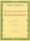 6 Konzerte - Bd. 1 : n° 1-3 - 4 Altblockflöten und BC laflutedepan.com