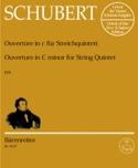 Ouvertüre in c-moll D. 8 für Streichquintett -Stimmen laflutedepan.com