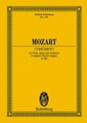 Konzert für Flöte, Harfe C-Dur KV 299 - Partitur laflutedepan.com