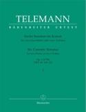 6 Sonates en canon op. 5 volume 1 - 2 flutes ou 2 violons laflutedepan.com