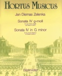 Sonate Nr. 4 g-moll - 2 Oboen Fagott BC laflutedepan.com