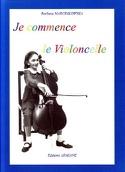 Je Commence le Violoncelle Barbara Marcinkowska laflutedepan.com