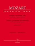 Sinfonia concertante Es-Dur KV 364 laflutedepan.com