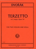 Terzetto C major op. 74 -2 Violins viola - Parts laflutedepan.com