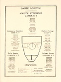Solfège Rythmique Cahier N° 2 - Dante Agostini - laflutedepan.com