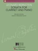 Sonata for Clarinet and Piano Leonard Bernstein laflutedepan.com