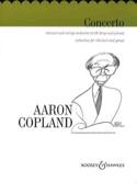 Concerto for clarinet - Clarinet piano Aaron Copland laflutedepan.com