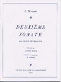 2ème Sonate – Clarinette et Piano - laflutedepan.com