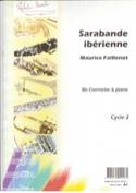 Sarabande ibérienne Maurice Faillenot Partition laflutedepan.com