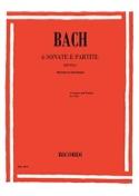 6 Sonate e Partite BACH Partition Alto - laflutedepan.com