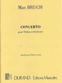 Concerto Pour Violon N° 1 Op. 26 Sol Mineur laflutedepan.com
