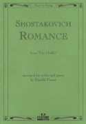 Romance from The Gadfly - Violin CHOSTAKOVITCH laflutedepan.com