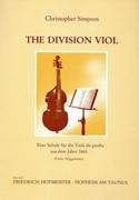The Division Viol Christopher Simpson Partition laflutedepan.com