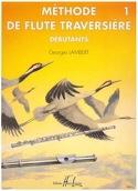 Méthode de Flûte Traversière Volume 1 Georges Lambert laflutedepan.com