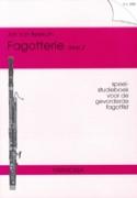 Fagotterie - Deel 2 Jan van Beekum Partition laflutedepan.com