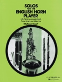 Solos for the english horn player - Thomas Stacy - laflutedepan.com