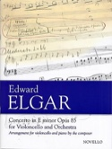 Concerto pour Violoncelle op. 85 - Edward Elgar - laflutedepan.com