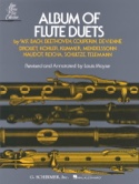 Album of Flute Duets - 2 Flûtes Louis Moyse Partition laflutedepan.com