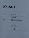 Quatuors avec flûte - flûte, violon, alto et violoncelle laflutedepan.com