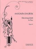 Klavierquintett A-Dur op. 81 -Stimmen Antonin Dvorak laflutedepan.com