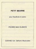 Petit beurre - Pierre-Max Dubois - Partition - laflutedepan.com