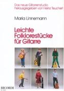Leichte Folklorestücke für Gitarre Maria Linnemann laflutedepan.com