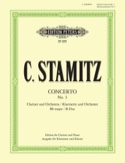 Concerto Nr. 3 B-Dur – Clarinette et piano - laflutedepan.com