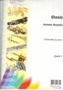 Oasis - Jérôme Naulais - Partition - Clarinette - laflutedepan.com
