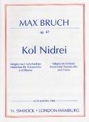 Kol Nidrei op. 47 – Violoncelle - Max Bruch - laflutedepan.com