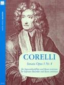 Sonata Op. 5 N° 8 Arcangelo Corelli Partition laflutedepan.com