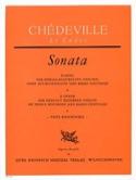 Sonata D-Moll - Sopranblockflöte U. Bc laflutedepan.com