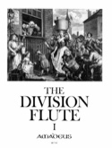 The Division Flute Volume 1 Partition Flûte à bec - laflutedepan.com