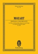 Sinfonia Concertante Es-Dur Kv 297b - Partitur MOZART laflutedepan.com