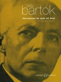 Viola Concerto op. posth vers. Serly Béla Bartok laflutedepan.com