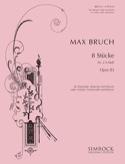 8 Stücke op. 83, n° 2 h-moll -Klarinette Viola Klavier laflutedepan.com