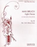 8 Stücke op. 83, n° 3 cis-moll – Klarinette Viola Klavier - laflutedepan.com