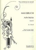8 Stücke op. 83, n° 5 f-moll -Klarinette Viola Klavier laflutedepan.com