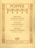 Popular Concert Pieces Volume 1 - David Popper - laflutedepan.com