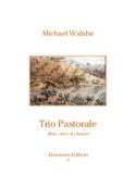 Trio Pastorale -Flute oboe clarinet Michael Walshe laflutedepan.com