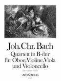 Quatuor en Sib Maj. - Partitur + Stimmen laflutedepan.com