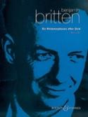 6 Métamorphoses d'Ovide op. 49 - Benjamin Britten - laflutedepan.com