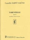 Tarentelle op. 6 – Flûte, clarinette et piano laflutedepan.com