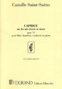 Caprice op. 79 -Flûte, hautbois, clarinette et piano laflutedepan.com