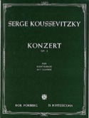 Concerto op. 3 - Contrebasse Serge Koussevitzky laflutedepan.com