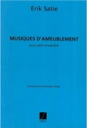 Musiques d'Ameublement - Petit Ensemble - laflutedepan.com