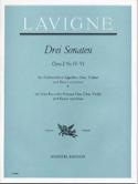3 Sonaten op. 2 - Nr. 4-6 – Altblockflöte u. Bc - laflutedepan.com